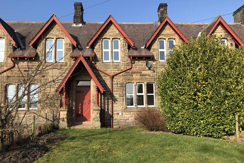 2 bedroom terraced house to rent - New Bewick Farm Cottages, Eglingham, Alnwick