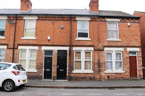2 bedroom terraced house to rent - Warwick Street, Nottingham
