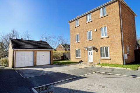 5 bedroom detached house for sale - Parc Bronhaul Broadlands Bridgend CF31 5EP