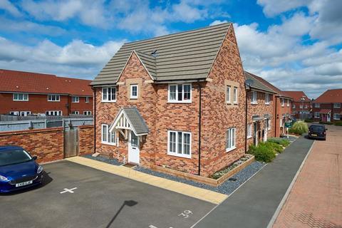 3 bedroom semi-detached house to rent - Bridegroom Street, Market Harborough