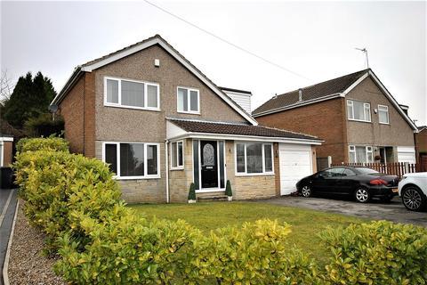4 bedroom detached house for sale - Holt Park Way, Holt Park, Leeds