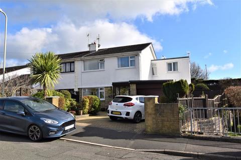 4 bedroom semi-detached house for sale - 8 Glebeland Close, Coychurch, Bridgend, CF35 5HE