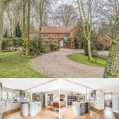5 bedroom detached house for sale - Priory Lane, Shotesham St. Mary, Norwich