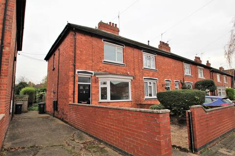 2 bedroom end of terrace house to rent - Birch Avenue, Beeston, NOTTINGHAM