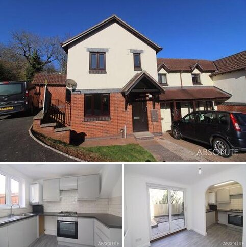 3 bedroom semi-detached house to rent - Mariners Way, Paignton