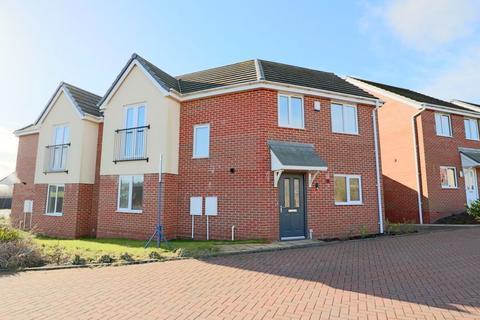 3 bedroom semi-detached house for sale - Buskins Grove, Stoke-On-Trent