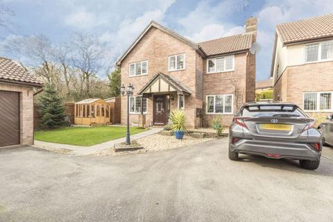 4 bedroom detached house for sale - Brynonnen Court, Cwmbran - REF#00012761