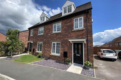 4 bedroom semi-detached house for sale - Wensley Road, Waverley, Rotherham, Rotherham, S60 8WD