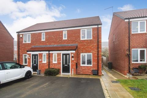 3 bedroom semi-detached house to rent - Goldcrest Lane, Clipstone, Mansfield, Notts, NG21 9GH