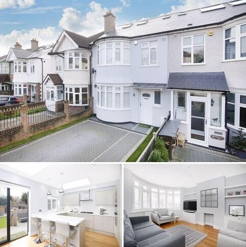 4 bedroom terraced house for sale - Forde Avenue, Bromley