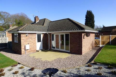 3 bedroom bungalow for sale - Pickmere Gardens, Cheadle Hulme, Cheshire