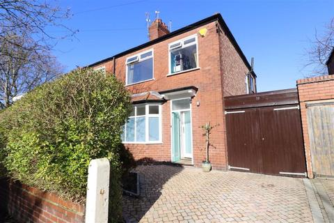 3 bedroom semi-detached house for sale - Russell Road, Whalley Range, Manchester, M16