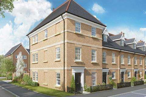 4 bedroom end of terrace house for sale - Plot 131, The Codnor at Locksley Place, Lavender Hill, Enfield, London EN2