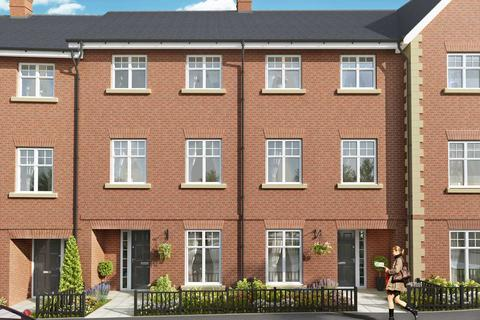 4 bedroom end of terrace house for sale - Plot 13, The Appleby at Locksley Place, Lavender Hill, Enfield, London EN2