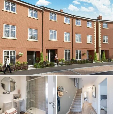 4 bedroom terraced house for sale - Plot 10, The Bewcastle at Locksley Place, Lavender Hill, Enfield, London EN2
