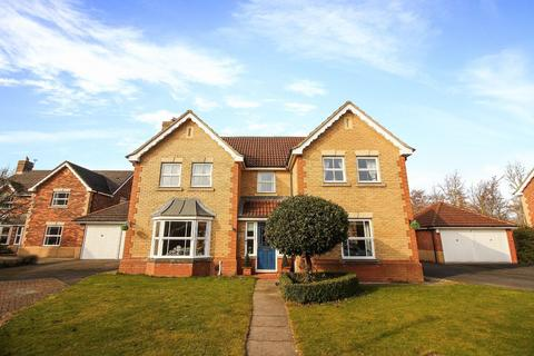4 bedroom detached house for sale - Roundstone Close, Newcastle Upon Tyne