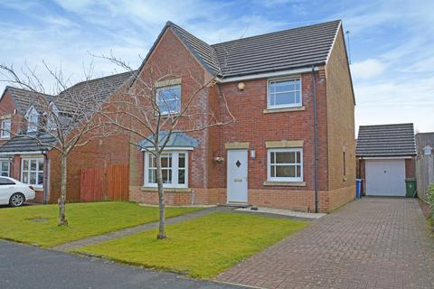4 bedroom detached house for sale - Parkdale Way, Glasgow, G53