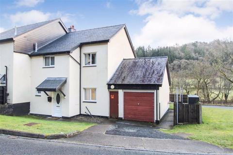3 bedroom semi-detached house for sale - Nant Llachar, Llanwddyn