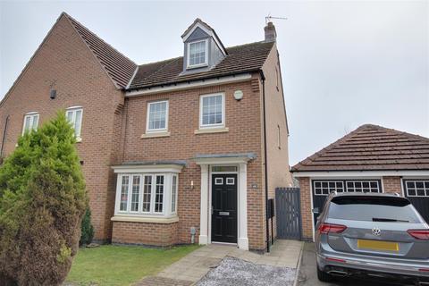 3 bedroom semi-detached house for sale - Pickering Grange, Brough