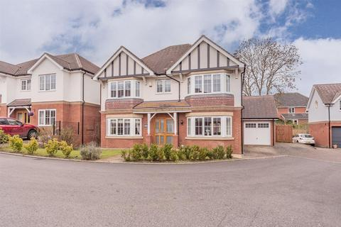 4 bedroom detached house for sale - Abbot Close, Kirby Muxloe, Leicester