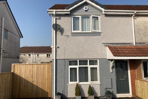 2 bedroom semi-detached house for sale - Clos Cenawon, Cwmrhydyceirw, Swansea
