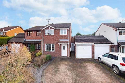 3 bedroom semi-detached house for sale - Melford Hall Drive, West Bridgford, Nottingham