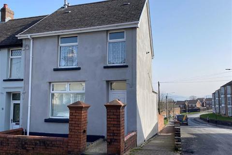 3 bedroom end of terrace house for sale - Bryn Terrace, Cwmdare, Aberdare