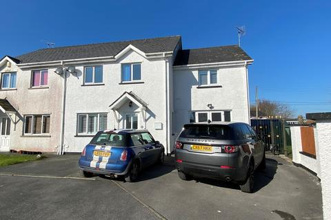 5 bedroom semi-detached house for sale - Cribyn, Lampeter, SA48