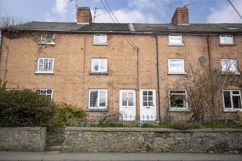 3 bedroom terraced house for sale - Victoria Terrace, Llansantffraid, SY22
