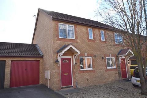 2 bedroom semi-detached house for sale - Lornas Field, Hampton Hargate, Peterborough
