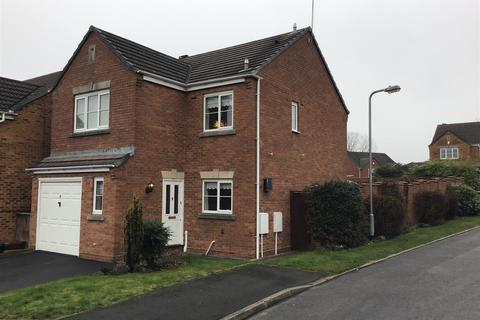 3 bedroom detached house for sale - Adelaide Drive, Cannock, WS12 2GP