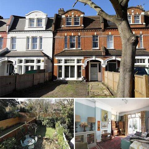 5 bedroom terraced house for sale - Earlsfield Road, London, SW18