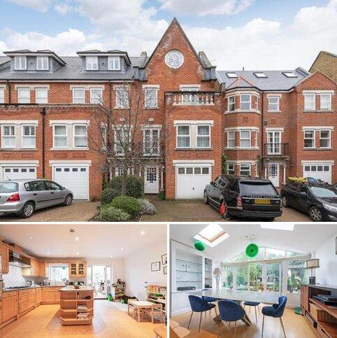 4 bedroom end of terrace house for sale - Roseneath Road, London, SW11