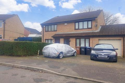 2 bedroom semi-detached house for sale - Ludlow Close, Southfields, Northampton, NN3