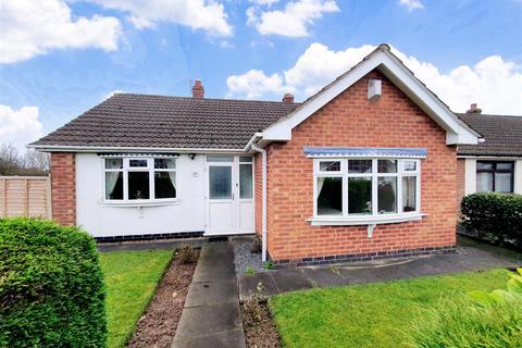3 bedroom detached bungalow for sale - Stainsdale Green, Whitwick, Coalville