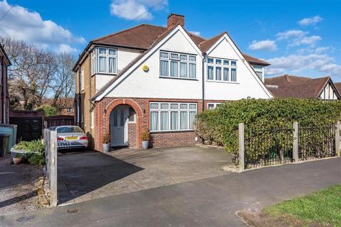 3 bedroom semi-detached house for sale - Manor Drive, Epsom