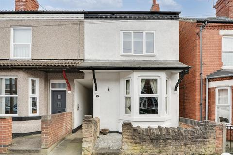 3 bedroom end of terrace house to rent - Co-Operative Avenue, Hucknall, Nottinghamshire, NG15 7AJ