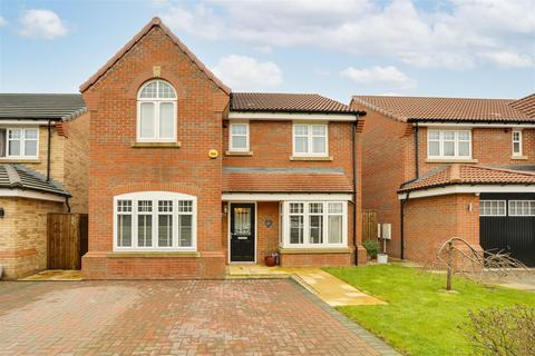 4 bedroom detached house for sale - Canberra Crescent, Hucknall, Nottinghamshire, NG15 6WH