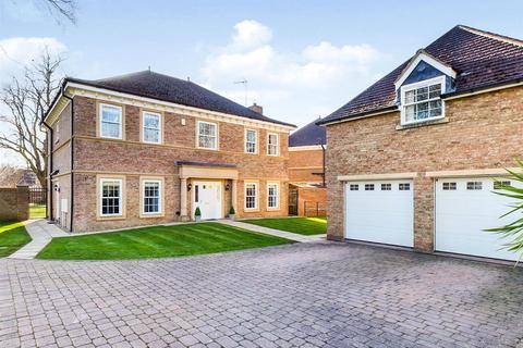 5 bedroom detached house for sale - Lime Tree Drive, Brandesburton, Driffield