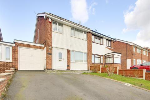 3 bedroom semi-detached house for sale - Brisbane Drive, Top Valley, Nottinghamshire, NG5 9LB
