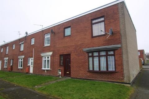 3 bedroom end of terrace house for sale - Kirkstone Place, Newton Aycliffe