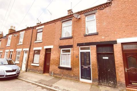 2 bedroom terraced house for sale - Grove Street, Leek, Staffordshire