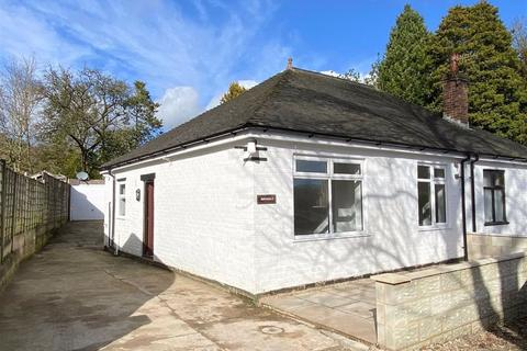2 bedroom semi-detached bungalow to rent - Lake Road, Rudyard, Staffordshire