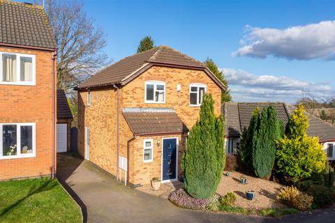 3 bedroom detached house for sale - The Finches, Desford