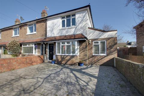 3 bedroom end of terrace house for sale - St. Andrews Road, Worthing