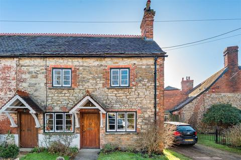 2 bedroom semi-detached house for sale - Church Street, Steeple Ashton
