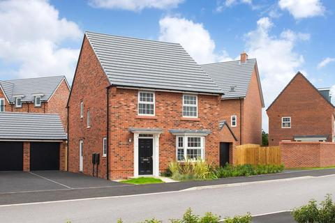 4 bedroom detached house for sale - Plot 9, Ingleby at Inglewhite Meadow, Longridge, Inglewhite Road, Longridge, PRESTON PR3