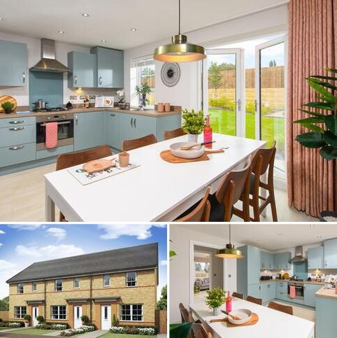 3 bedroom end of terrace house for sale - Plot 317, Ellerton at Fleet Green, Hessle, Jenny Brough Lane, Hessle, HESSLE HU13