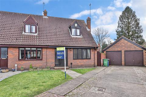 2 bedroom bungalow for sale - Kirk Croft, Cottingham, HU16