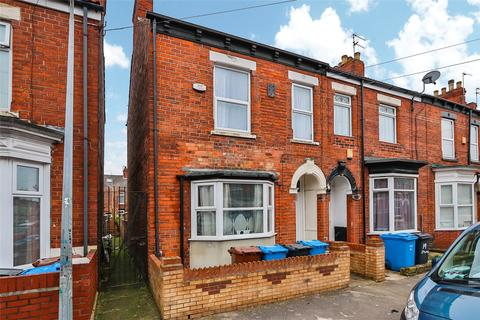 3 bedroom end of terrace house for sale - Bacheler Street, Hull, HU3